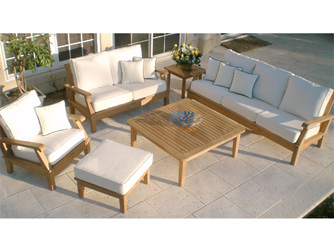 Miami Deep Seating Sofa Group