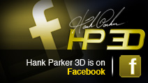 Like Hank Parker 3D on Facebook