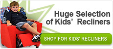 Huge selection of Kids' Recliners - Your Kid will love a recliner