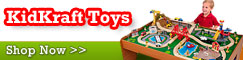 A wonderful collection of KidKraft toys