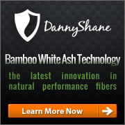 Cycling Products by Danny Shane Eco-Performance Cycling - Bamboo White Ash Technology - Learn More