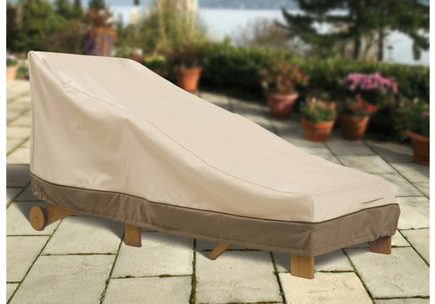 veranda chaise cover pic Patio Furniture Covers