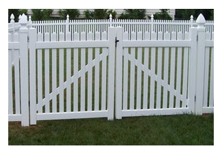 Vinyl Picket Fence Reviews Fences