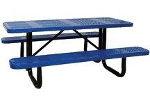 Aluminum Picnic Tables - Aluminum Bleachers - BuiltRite Bleachers
