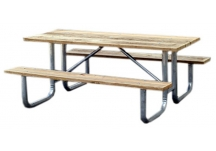 Portable Folding Picnic Tables for an Outdoor Picnic