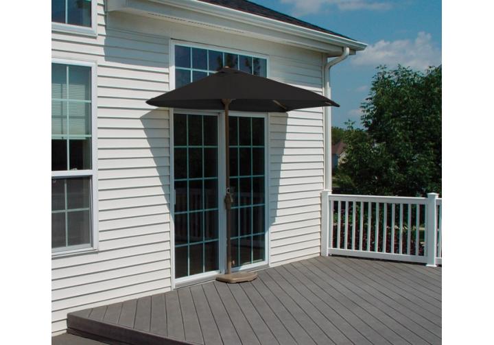 Outdoor oval patio umbrella - TheFind