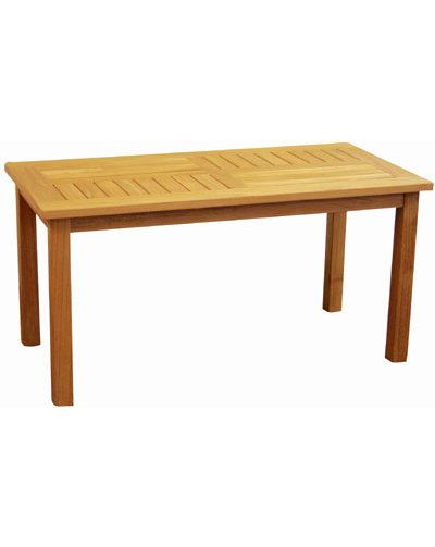 Online Furniture Outlet on Teak Coffee Table   Teak Patio Furniture